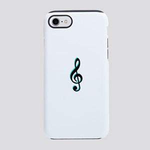 Music Note iPhone 7 Tough Case