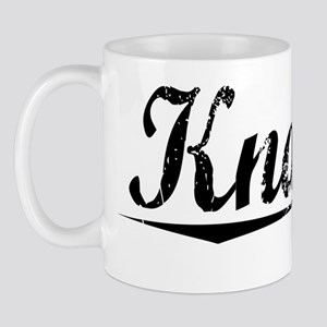 Knauss, Vintage Mug