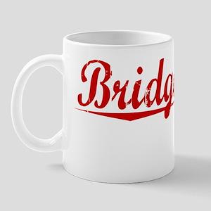 Bridgewater, Vintage Red Mug