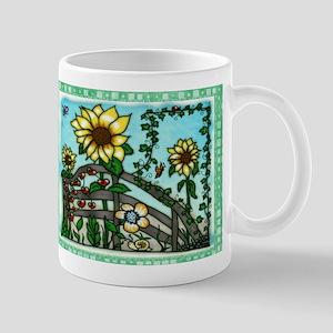 The Sunflower Garden Mugs