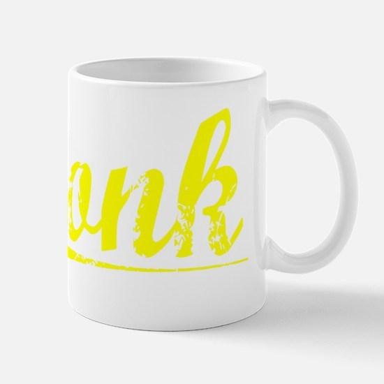 Bonk, Yellow Mug