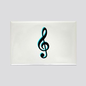 Music Note Magnets
