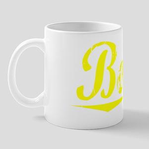 Bosch, Yellow Mug