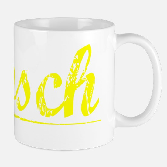 Bosch, Yellow Mug