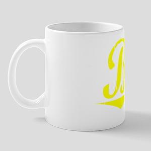Bork, Yellow Mug