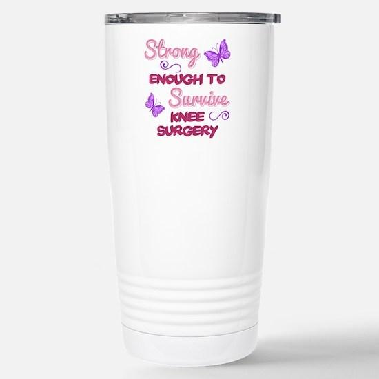 Knee Surgery Strong Mugs
