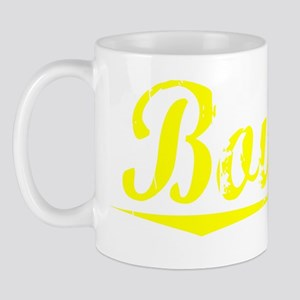 Bourne, Yellow Mug