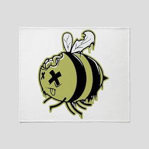 Zombee Throw Blanket