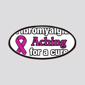 Fibromyalgia Aching For A Cure Awareness Rib Patch