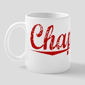 Chapman, Vintage Red Mug