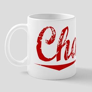 Charon, Vintage Red Mug