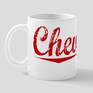 Chevalier, Vintage Red Mug