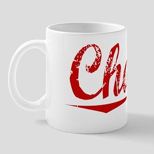 Chapin, Vintage Red Mug