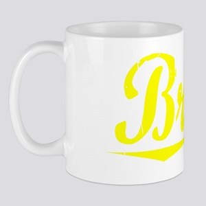 Brook, Yellow Mug