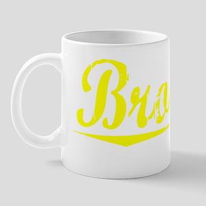 Brooker, Yellow Mug