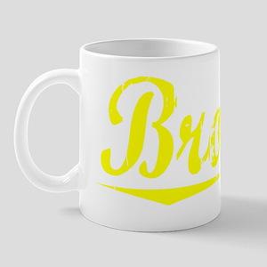 Brooks, Yellow Mug