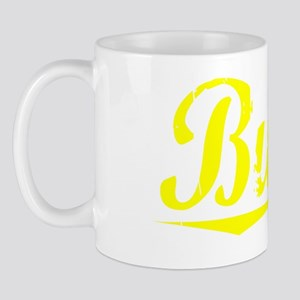 Bullis, Yellow Mug