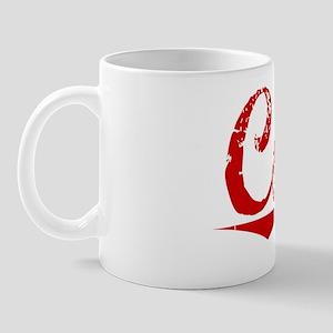 Conte, Vintage Red Mug