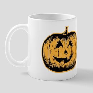 Pumpkin pie. Mug