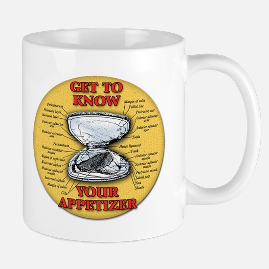 The Appetizer... Mug