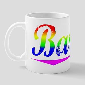 Barone, Rainbow, Mug