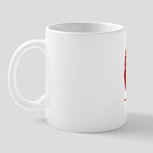 Cree, Vintage Red Mug