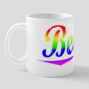 Beegle, Rainbow, Mug