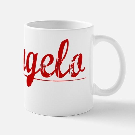 Deangelo, Vintage Red Mug