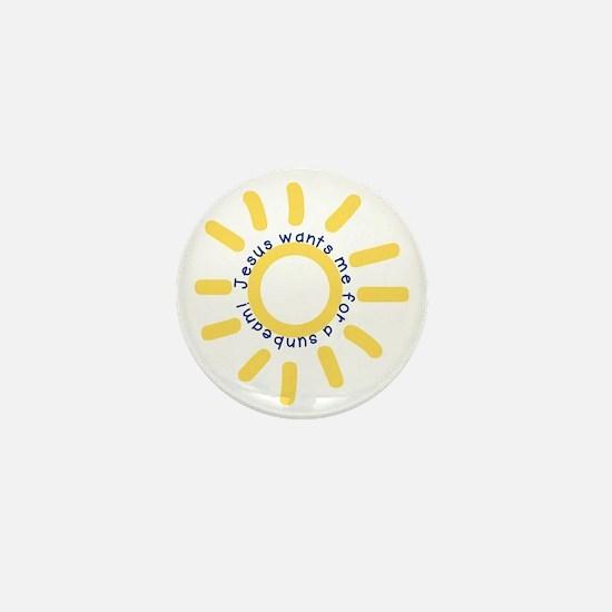 Sunbeam Mini Button
