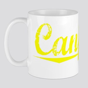 Canfield, Yellow Mug