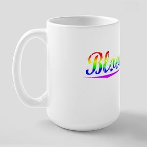 Bloomberg, Rainbow, Large Mug