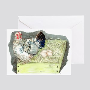 Nesting Greeting Card