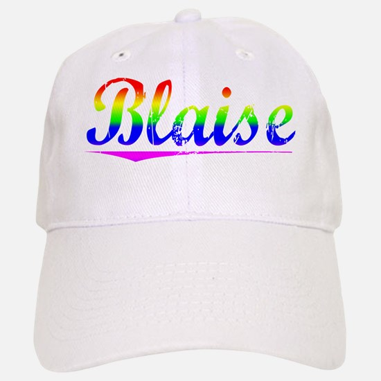 Blaise, Rainbow, Baseball Baseball Cap