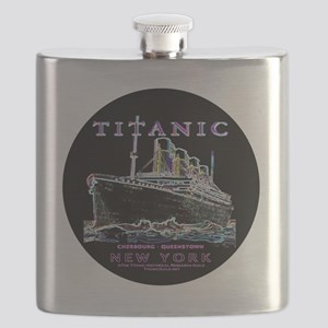 TG9-14x14RoundTRANS Flask