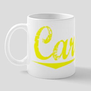 Carnell, Yellow Mug