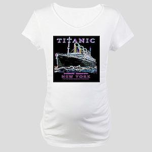R-TG9=16x16 Maternity T-Shirt