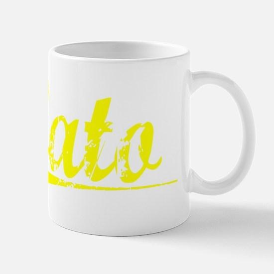Cato, Yellow Mug
