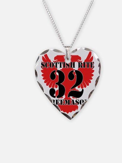 32 Degree Scottish Rite Necklace