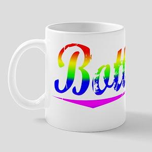Bottoms, Rainbow, Mug