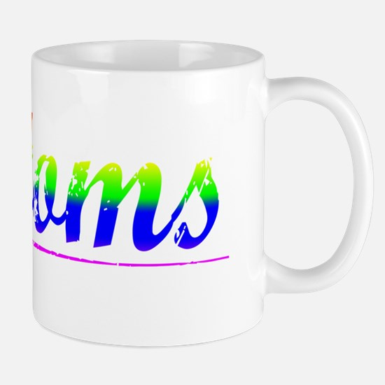 Bottoms, Rainbow, Mug