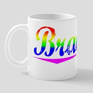 Branson, Rainbow, Mug