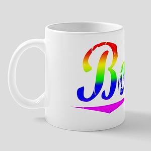 Bowie, Rainbow, Mug