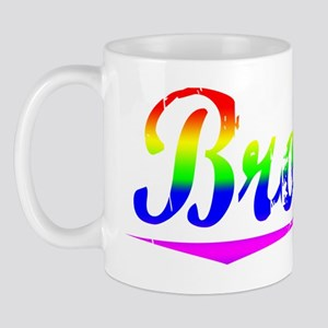 Brooks, Rainbow, Mug