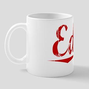 Edgar, Vintage Red Mug