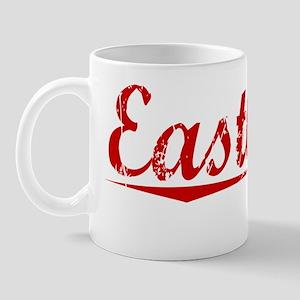 Eastland, Vintage Red Mug