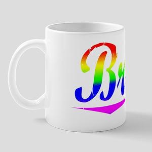 Bruno, Rainbow, Mug