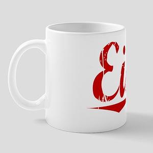 Eisele, Vintage Red Mug