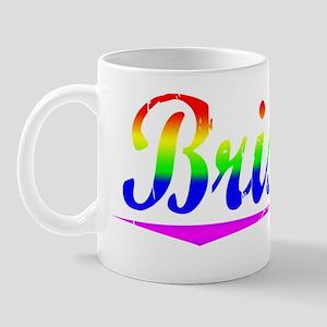 Briscoe, Rainbow, Mug