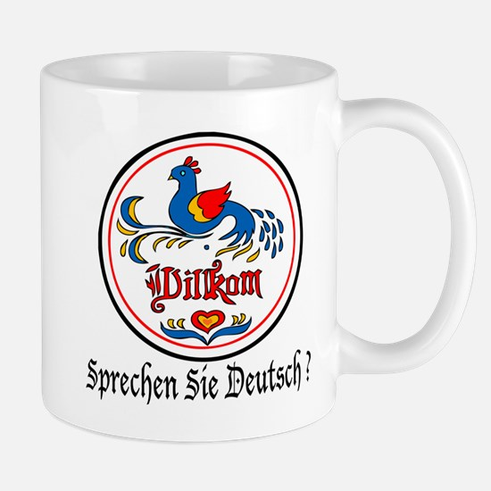 Sprechen Sie Deutsch Mug