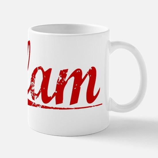 Elam, Vintage Red Mug